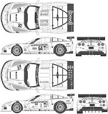 automobile blueprints car blueprints chevrolet corvette c6 zr1