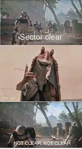 Clear Meme - sector is clear sector is clear know your meme