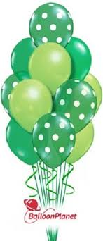 luck balloon delivery st patricks balloon delivery and decoration san antonio tx