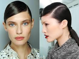 deep side part wet bun hairstyles 2017 hairdrome com hair