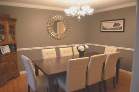 simple dining room chair rail ideas home design new cool in home