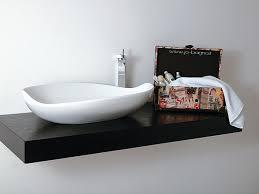 mensola lavabo da appoggio piano e mensola da appoggio per lavabo bagno jo bagno it