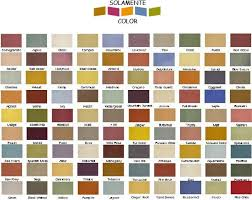southwest color chart this chart isn u0027t necessarily the common
