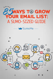 How To Build A Spreadsheet How To Build An Email List 85 List Building Strategies A Sumo
