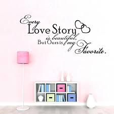 words for walls decor wall every story is