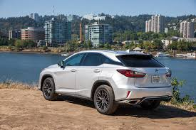 lexus 2017 sport 2017 lexus rx 350 f sport rear left photos gallery 2017 lexus