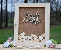 alternatives to wedding guest book wedding guest book alternative heart drop guest book