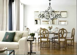 hanging chandelier over dining table lightings and lamps ideas