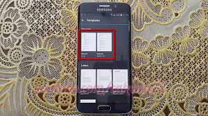 Resume Templates Mobile by Google Docs How To Get Resume Templates On Samsung Galaxy S6 Or