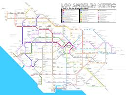 la metro rail map los angeles what if metro rail map imaginarymaps