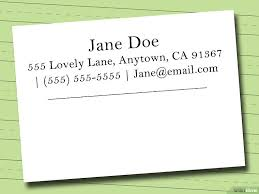 Sample Resume For Nanny Job by Sample Resume Image Titled Write A Resume For A Real Estate Job