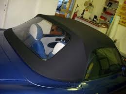 tappezzeria auto brescia foto fornitura e sostituzione capote auto di landi tappezzeria