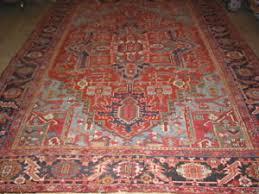 Antique Heriz Rug Antique Heriz Serapi Carpet Norhwest Persia Rug B 6963 Ebay