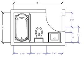 design a bathroom floor plan 6 ft x 6 ft bathrooms ft x 8 ft 5 bathroom challenge