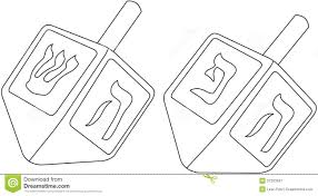 dreidel coloring pages superb chanukah dreidels page with