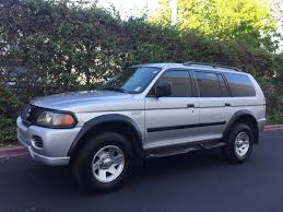mitsubishi montero sport 2001 used 2003 mitsubishi montero sport ls at city cars warehouse inc