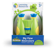 amazon com learning resources primary science big view binoculars