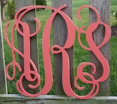 36 best wood initial door hangers images on pinterest initial