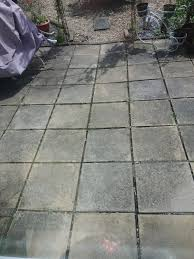 How To Regrout Patio Slabs Patio Slabs Makeover Tips Needed Gardening Forum