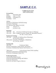 Biology Sample Resume by Extreme Makeover Resume