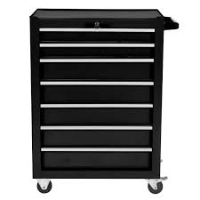 Rolling Metal Cabinet Charles Bentley Tool Box 7 Draw Rolling Cabinet 4 Colours