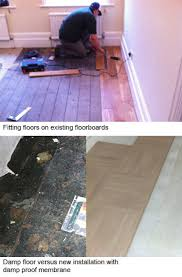 a guide to fitting wood and laminate flooring expert advice