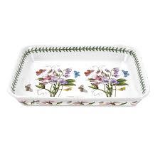 portmeirion botanic garden lasagne dish large amazon co uk