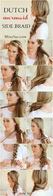 tutorial menata rambut panjang simple perawatan rambut cara menata rambut yang simple