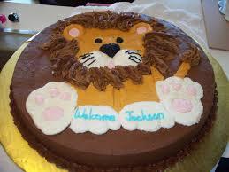 lion baby shower pams custom cakes baby shower cakes