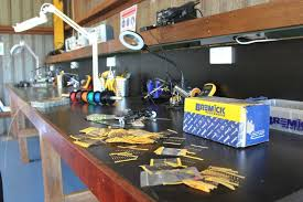 How To Build A Workbench by Innovations Via A Robotics Workbench Abc News Australian