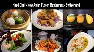 cuisine fusion chef fusion restaurant opening zurich