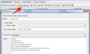 Delete Data From Table Configuring The Data Sync Tool For Bi Cloud Service Bics