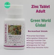 Obat Zinc obat penggemuk badan yang aman buat ibu menyusui