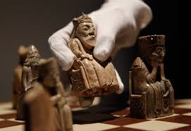 Ancient Chess Set A Little Game Of Thrones Hakai Magazine