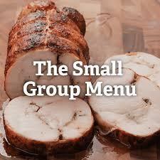 small thanksgiving menu serious eats