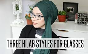 tutorial hijab nabiilabee hijab tutorial for glasses wearers nabiilabee youtube