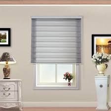 top finel 2016 thickening zebra blinds shutter double layer window