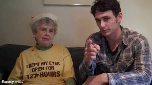 a message from james franco u0027s mom from james franco betsy franco