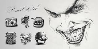 pencil sketch theme apk download free personalization app for