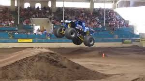 monster truck show 2014 monster truck show obsessed at san diego fab fair 2014 youtube