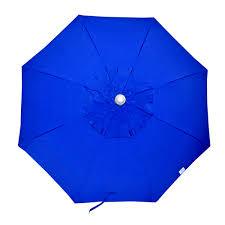 Patio Umbrella Commercial Grade by 7 5 Ft Commercial Grade Fiberglass Beach Patio Umbrella Upf100