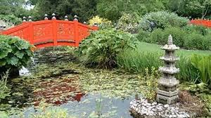most important element of any japanese water garden gardening
