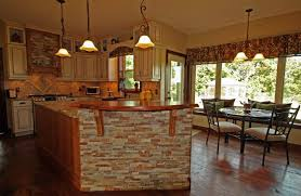 French Country Kitchen Accessories - kitchen design fabulous island with raised bar dimensions french