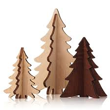 thymes frasier fir northwoods wood tree trio