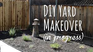 patio u0026 outdoor inspiring diy yard makeover front yard with