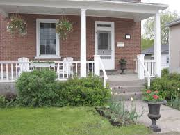 flowers in front of house home ideas designs