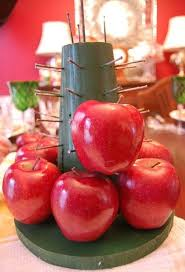 Apple Centerpiece Ideas by Apple Inspiration For Fall Weddings U0026 Events Fall Leaves Milk