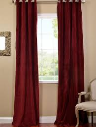 maroon curtains living room sheer burgundy curtain panels diy