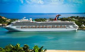 carnival valor cruise ship southern caribbean vacation