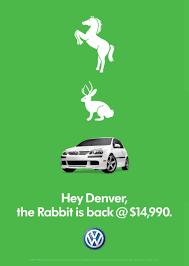 rabbit volkswagen 2006 volkswagen ads cartype